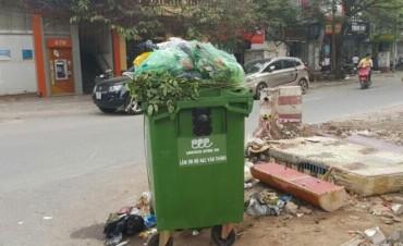 Cần nâng cao ý thức bảo vệ môi trường