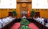 Thủ tướng chủ trì cuộc họp về thương mại Việt Nam - EU