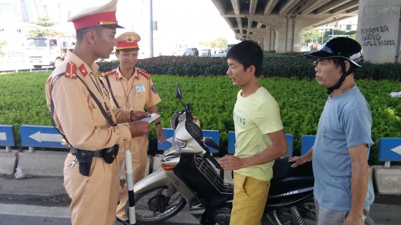 Quyết liệt đảm bảo trật tự, an toàn giao thông