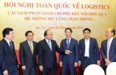 Phát triển logistics Việt Nam ngang tầm khu vực và thế giới