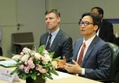 Việt Nam đặc biệt coi trọng vấn đề an toàn thực phẩm