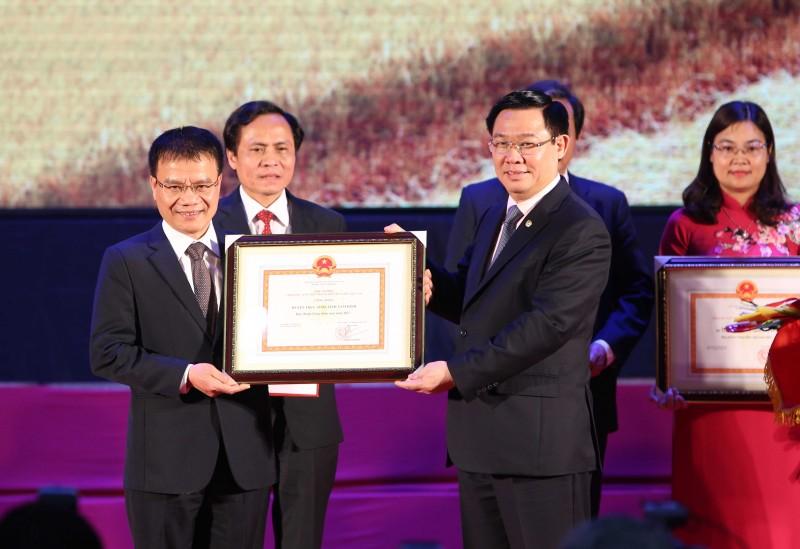 Nam Định trở thành địa phương dẫn đầu cả nước trong xây dựng nông thôn mới