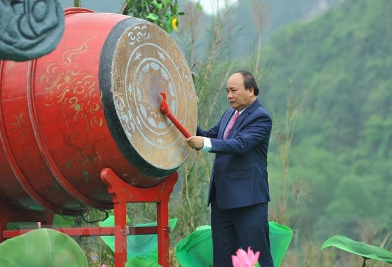 Thủ tướng dự khai mạc Lễ hội Tràng An