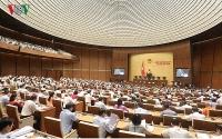 Hoàn thiện 4 dự thảo Luật, Nghị quyết