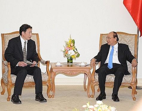 Nhật Bản sẽ hỗ trợ tích cực Việt Nam trong vấn đề xử lý nước thải