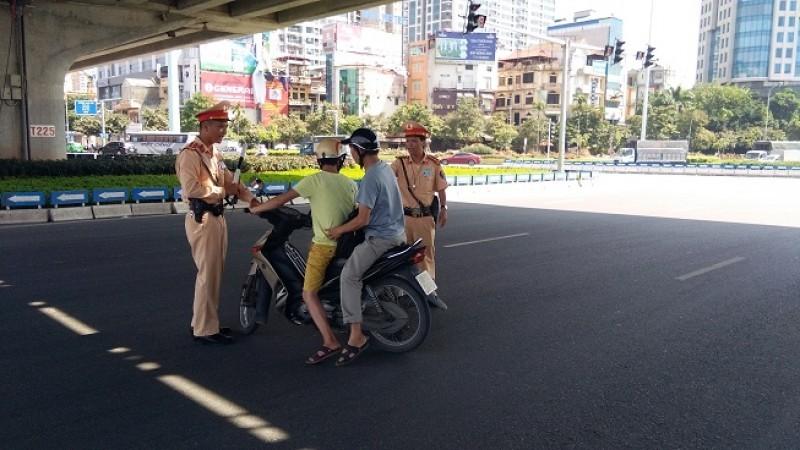 Đảm bảo trật tự an toàn giao thông