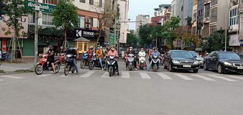 Bảo đảm trật tự an toàn giao thông dịp nghỉ Lễ