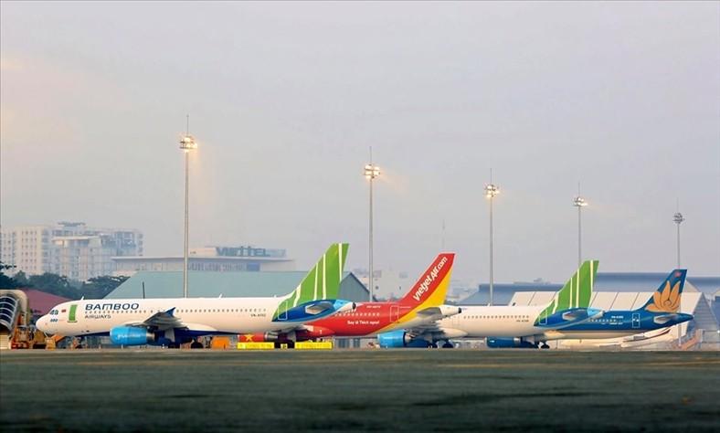Bamboo Airways, Vietjet, Vietnam Airlines đồng loạt bay nội địa trở lại từ 16/4