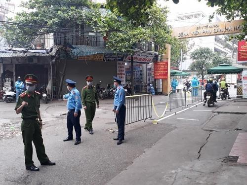 Quận Ba Đình: Đảm bảo an ninh chính trị địa phương