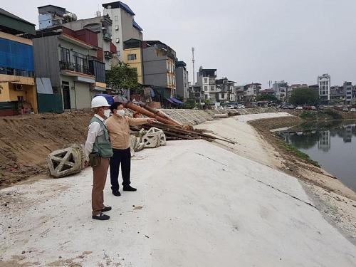 Hồ Linh Quang sẽ sớm trở thành lá phổi xanh của Hà Nội