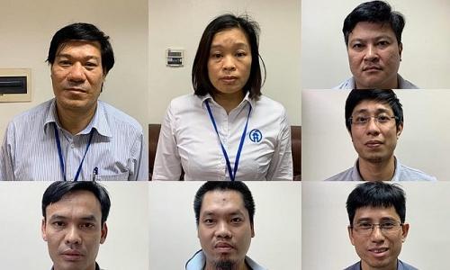 Bắt tạm giam Giám đốc Trung tâm kiểm soát bệnh tật Hà Nội