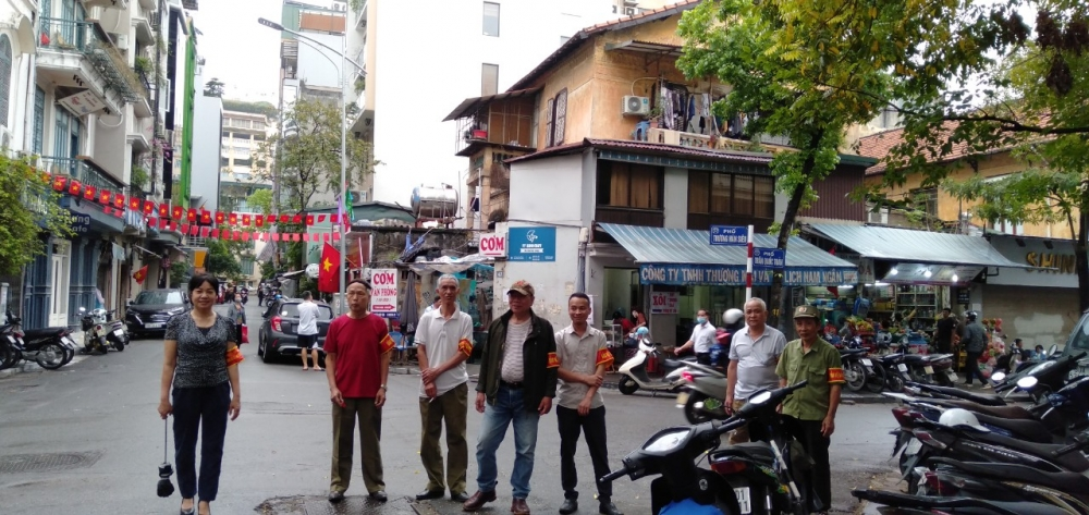 Quyết liệt thiết lập trật tự đô thị trên địa bàn trung tâm Thủ đô