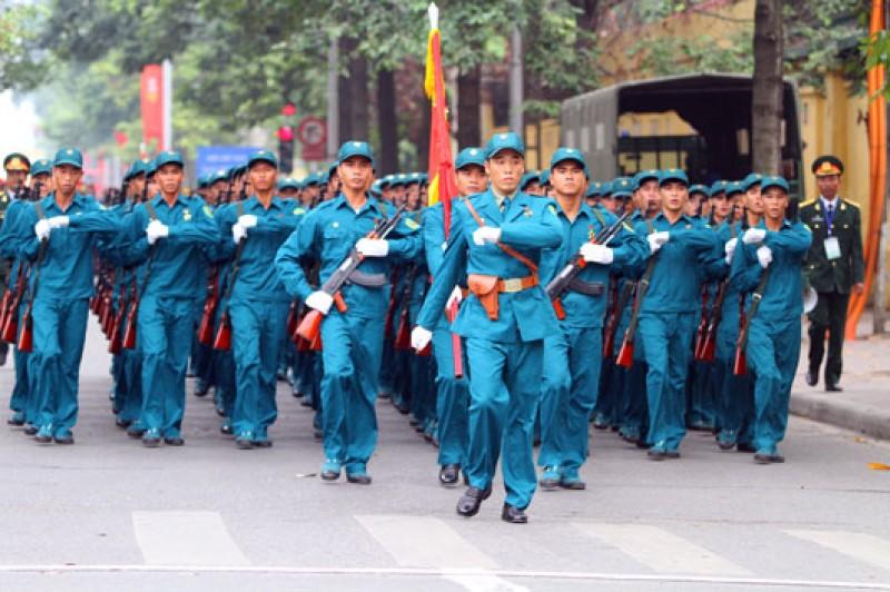 Tổng kết thực hiện Luật Dân quân tự vệ