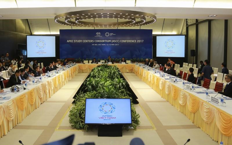 Khai mạc hội nghị mạng lưới các trung tâm nghiên cứu APEC