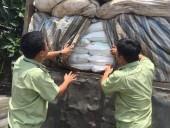 Phát hiện xe tải vận chuyển 50 tấn đường lậu
