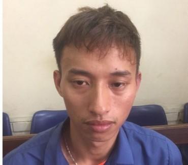 Bắt đối tượng chuyên trộm cắp tại bến xe Giáp Bát