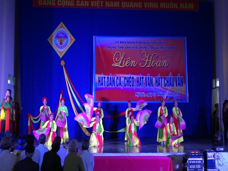 Liên hoan nghệ thuật hát dân ca