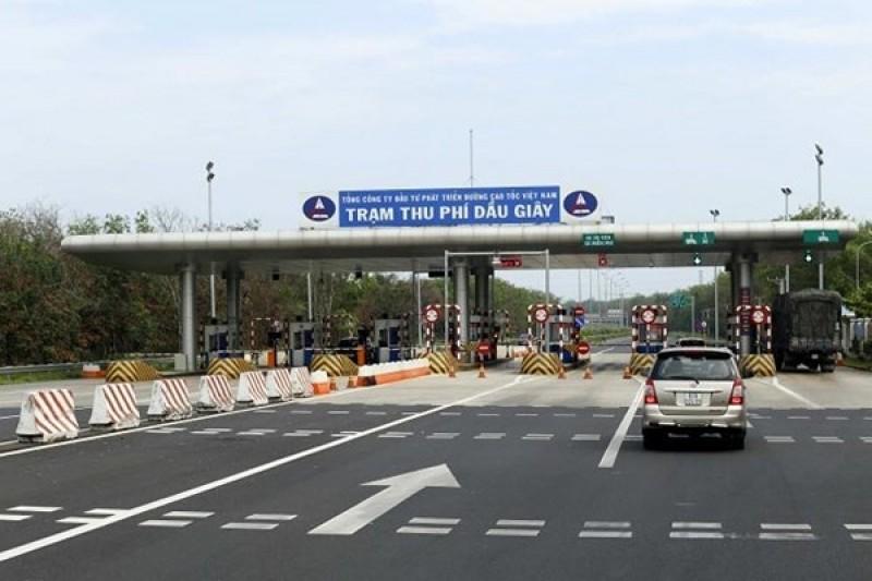 Thu giá tự động không dừng tại các đường cao tốc do VEC quản lý