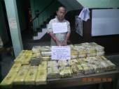 Nhức nhối tội phạm ma túy tuyến biên giới Việt-Lào