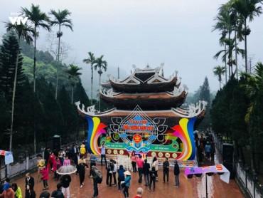 Hơn 1,5 triệu khách dự lễ hội chùa Hương