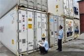 Hàng tạm nhập, tái xuất phải chịu sự giám sát cho tới khi tái xuất ra khỏi Việt Nam