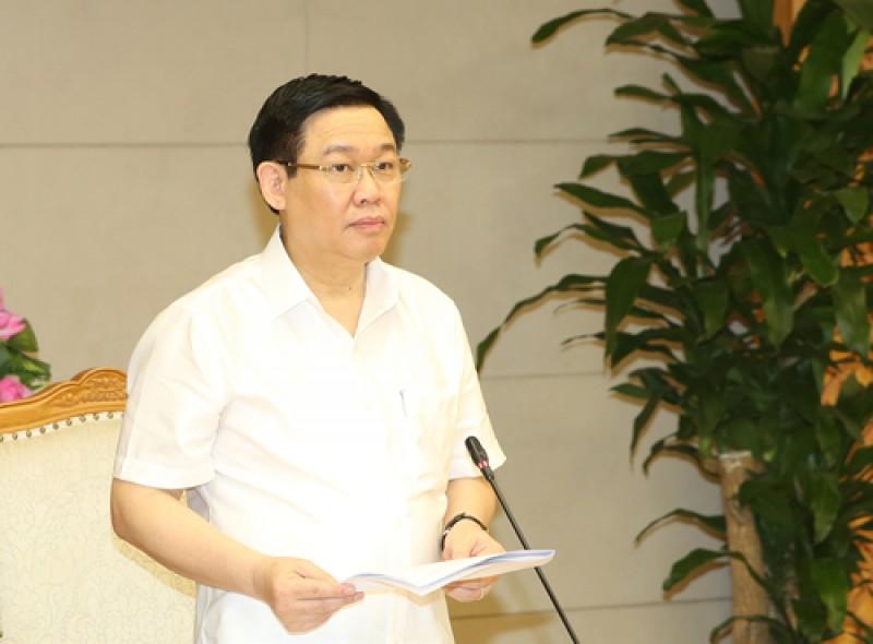 Phó Thủ tướng làm việc với 3 Bộ có tiến độ giải ngân chậm nhất