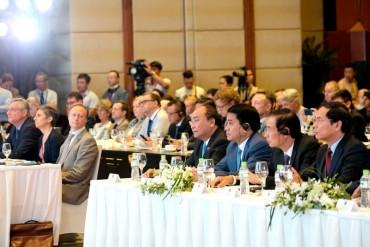 Thủ tướng dự Hội nghị Gặp gỡ châu Âu