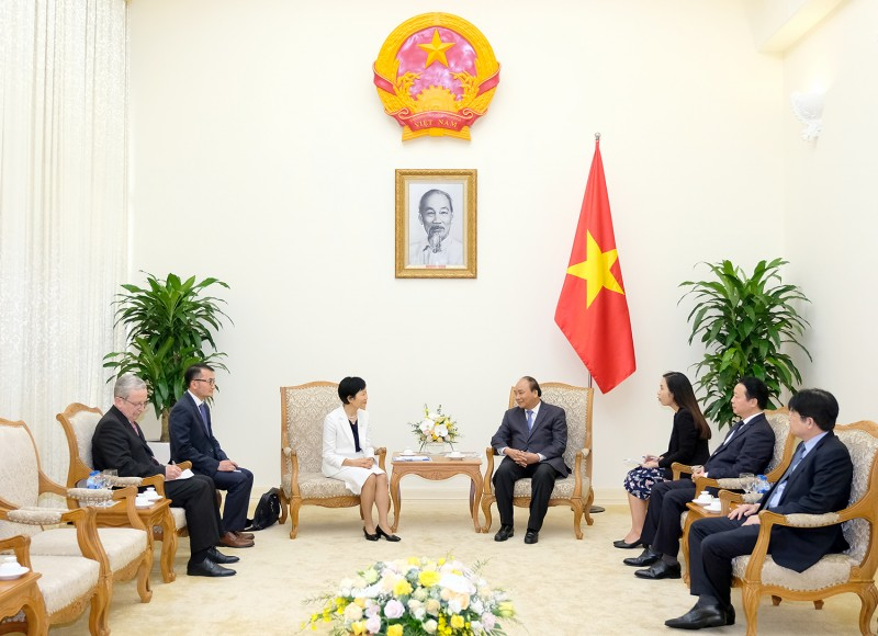 Việt Nam rất coi trọng vấn đề môi trường