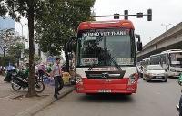 Nhà xe Kumho Việt Thanh đón, trả khách trái quy định