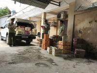 Lạng Sơn: Phát hiện, thu giữ hàng trăm kg thực phẩm không rõ nguồn gốc
