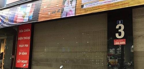 Bộ Công an khám xét chuỗi cửa hàng của Nhật Cường Mobile