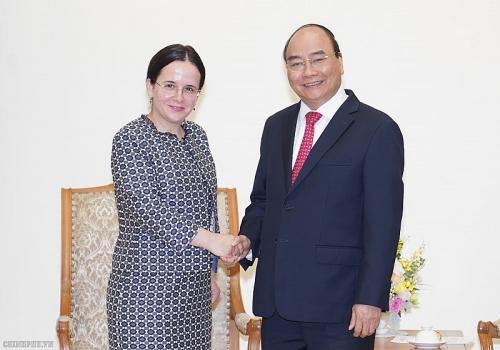 Thủ tướng tiếp Quốc vụ khanh Bộ Ngoại giao Romania