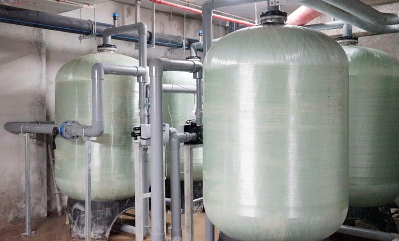 Vimefulland sử dụng nguồn nước đảm bảo cho dự án The Emerald