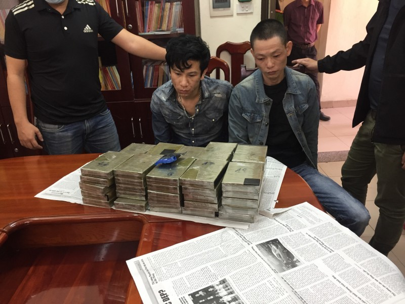 Công an TP Hà Nội: Quyết liệt đấu tranh với tội phạm ma túy