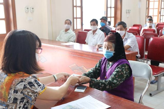 Huyện Phú Xuyên: Tiền hỗ trợ tới tay người dân đảm bảo minh bạch