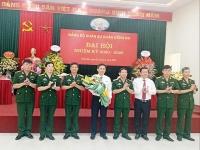 Đại hội Đảng bộ Quân sự quận Đống Đa nhiệm kỳ 2020-2025 thành công tốt đẹp