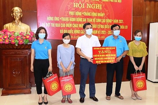 Các cấp Công đoàn huyện Phú Xuyên: Triển khai hiệu quả nhiều phong trào thi đua