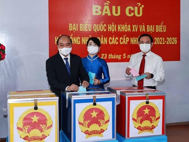 Chủ tịch nước Nguyễn Xuân Phúc: Chọn những người đức, tài xây dựng đất nước
