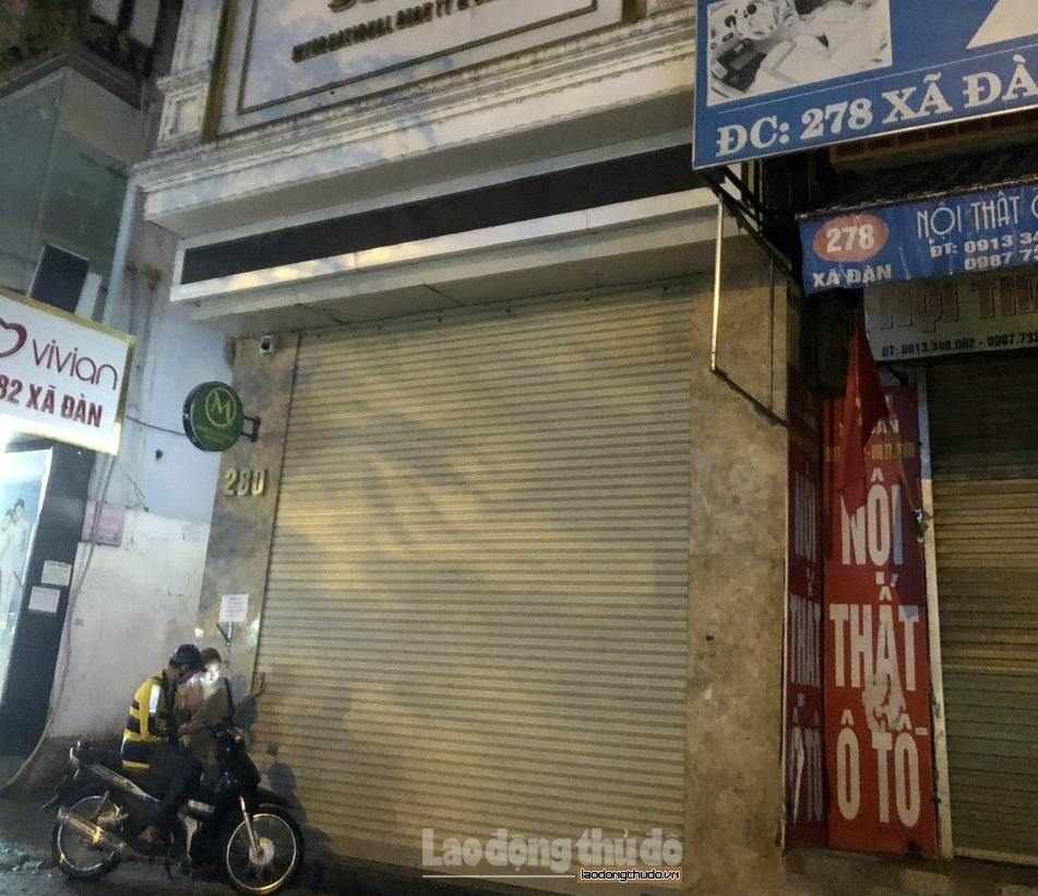 Xử lý nghiêm cửa hàng kinh doanh vi phạm phòng, chống dịch