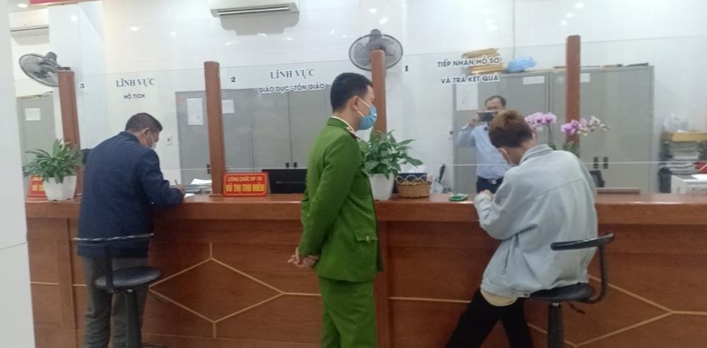 Huyện Phú Xuyên: Duy trì hoạt động của 958 Tổ Covid cộng đồng