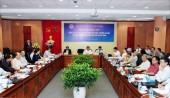 Phó Thủ tướng Vương Đình Huệ dự Hội thảo về tăng trưởng