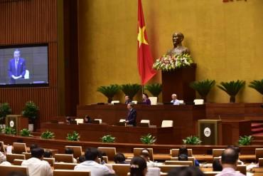 Quốc hội thảo luận về Dự án Luật Đặc xá (sửa đổi)
