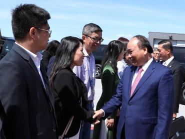 Thủ tướng kết thúc chuyến tham dự Hội nghị thượng đỉnh G7