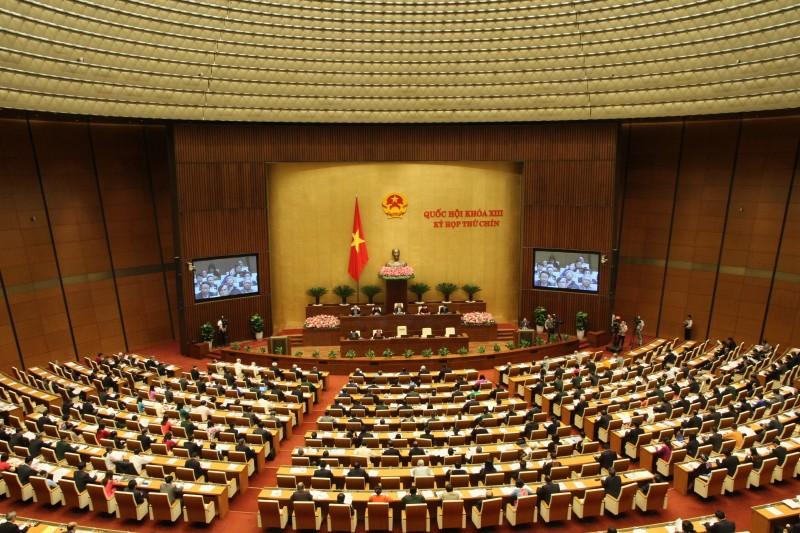 Quốc hội thảo luận về dự thảo Luật Phòng, chống tham nhũng (sửa đổi)