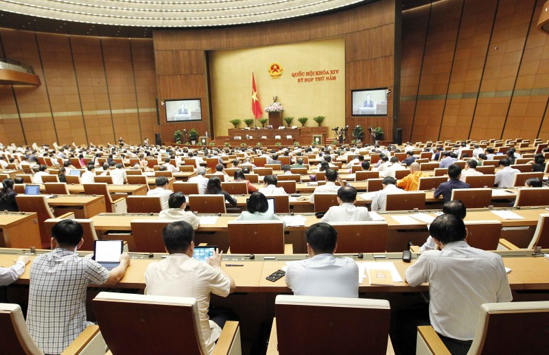 Quốc hội biểu dương tinh thần yêu nước của nhân dân
