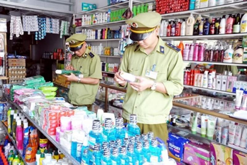 Tăng cường chống buôn lậu hàng dược phẩm, mỹ phẩm
