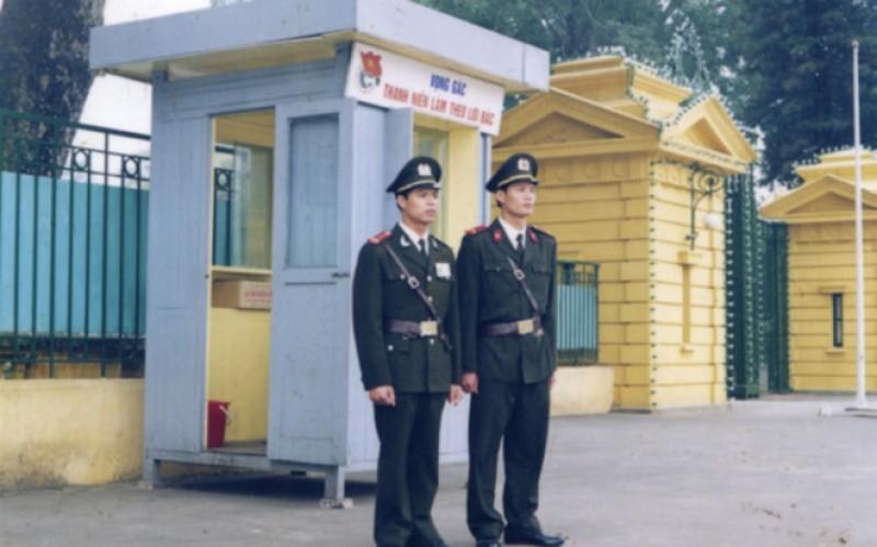 Chế độ, chính sách đối với cán bộ, chiến sĩ cảnh vệ