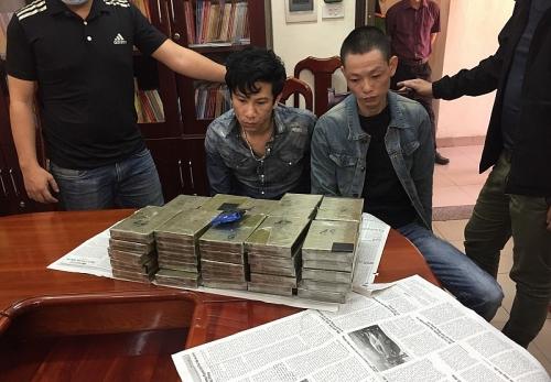 Công an Hà Nội mở cao điểm trấn áp tội phạm về ma túy