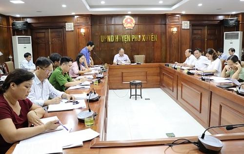 Xây dựng xã Đại Thắng, huyện Phú Xuyên đạt chuẩn nông thôn mới nâng cao năm 2020