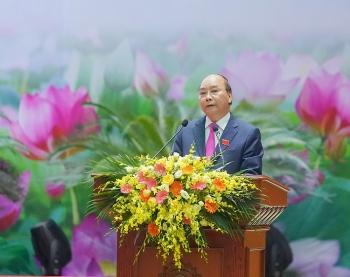 Thủ tướng dự Đại hội thi đua Quyết thắng toàn quân